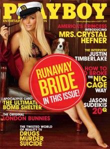 crystal harris runaway bride