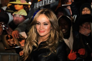 Jennifer Lopez stops by 'The Daily Show with Jon Stewart' in New York City