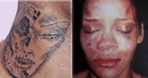 Rihanna-Chris-Brown-Neck-Tattoo-photo