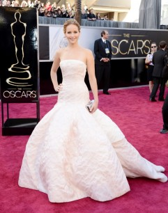 Jennifer Lawrence,Christian Dior
