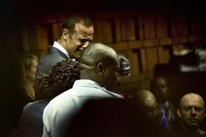Oscar Pistorius charged with murder in court